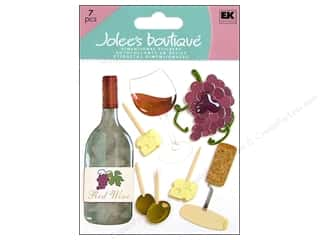 scrapbooking & paper crafts: Jolee's Boutique Stickers Wine Tasting