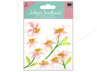 stickers: Jolee's Boutique Stickers Beautiful Lilies
