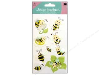 stickers: Jolee's Boutique Stickers Large Bumblebees