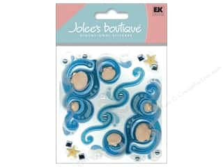 Jolee's Boutique Stickers Sea Flourishes