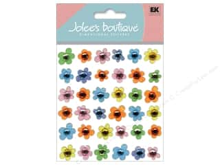 Jolee's Boutique Stickers Baby Gems Flowers