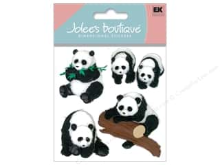 Jolee's Boutique Stickers Pandas