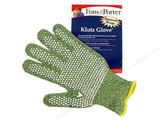 Fons & Porter Notions Klutz Glove Medium