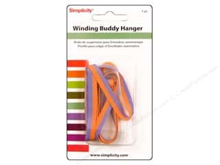 sewing & quilting: Simplicity Winding Buddy Hanger