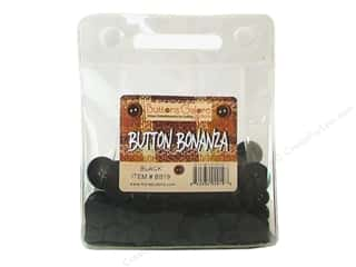 scrapbooking & paper crafts: Buttons Galore Button Bonanza 1/2 lb. Black