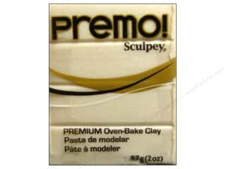 craft & hobbies: Premo! Sculpey Polymer Clay 2 oz. Pearl