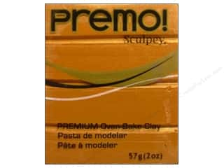 craft & hobbies: Premo! Sculpey Polymer Clay 2 oz. Gold