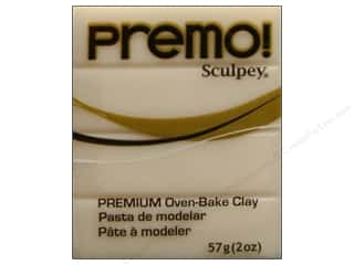 craft & hobbies: Premo! Sculpey Polymer Clay 2 oz. Translucent