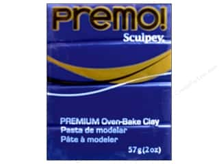 Premo! Sculpey Polymer Clay 2 oz. Ultra Blue