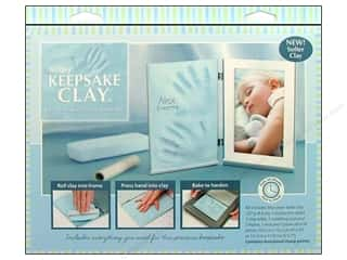 Weekly Specials Collection Kit: Sculpey Keepsake Frame Sets Clay Kit Pale Blue