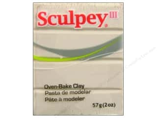 acrylic paint: Sculpey III Clay 2 oz. Pearl