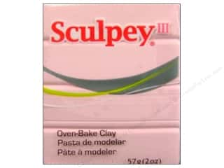 acrylic paint: Sculpey III Clay 2 oz. Ballerina