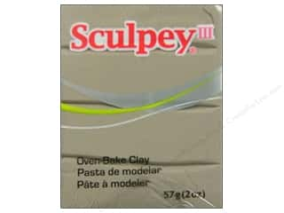acrylic paint: Sculpey III Clay 2 oz. Elephant Grey