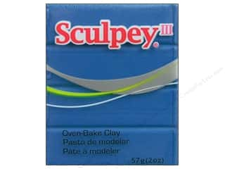 art, school & office: Sculpey III Clay 2 oz. Turquoise