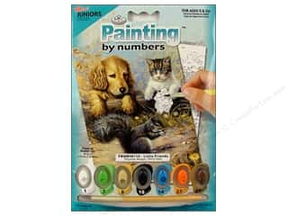 projects & kits: Royal Paint By Number Kit Mini Little Friends