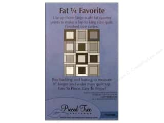 Pieces Be With You: Pieced Tree Tiny Fat 1/4 Favorite Pattern Card