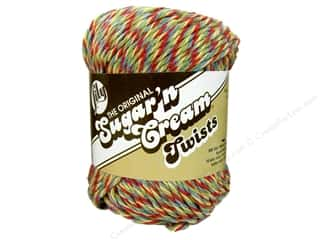 Lily Sugar 'n Cream Yarn  2 oz. #20613 Twists Cottage