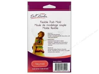 Sculpey Flexible Push Molds : Sculpey Flexible Push Mold Fairy Doll