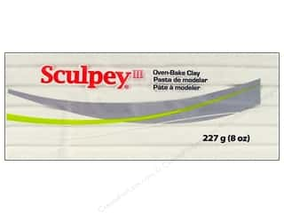 Home Decor Sale Glue Guns: Sculpey III Clay 8 oz. White