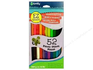 Polyform EZ Shape Modeling Clay 52 pc. Variety Set