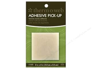 therm o web foam adhesive: Therm O Web Adhesive Pick-Up Square