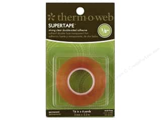 Therm O Web Permanent SuperTape : Therm O Web SuperTape 1/8 in. x 6 yd.