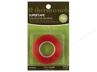 Therm O Web Permanent SuperTape : Therm O Web SuperTape 1/4 in. x 6 yd.