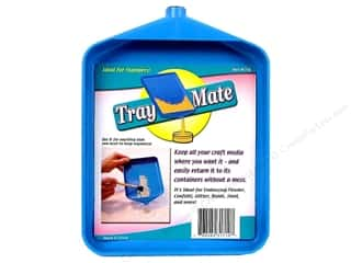 craft & hobbies: New Phase Tidy Crafts Tidy Tray Mate Blue