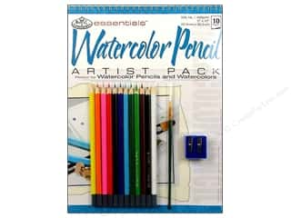colored pencils: Royal Watercolor Pencil Artist Pack
