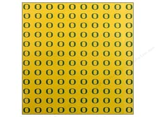 books & patterns: Sports Solution Paper 12 in. x 12 in. Oregon Yellow (25 sheets)