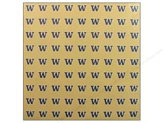 books & patterns: Sports Solution Paper 12 in. x 12 in.  Washington Gold (25 sheets)