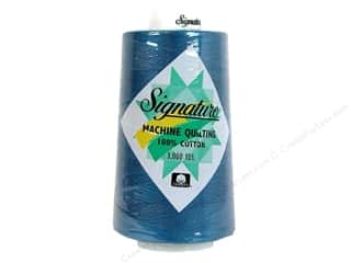 Signature 100% Cotton Thread 3000 yd. #F205 Stone Blue