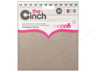 chipboard 6x6: We R Memory Keepers The Cinch Book Board 6 x 6 in. Chipboard 2 pc.
