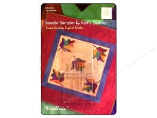 Quilting Hand Needles: Colonial Needle Hand Needle Quilt & Applique Sample 16pc