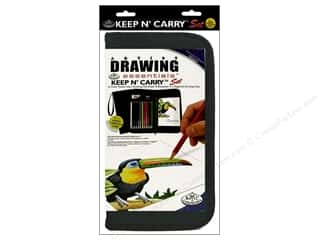 drawing: Royal Artist Essentials Keep N' Carry Drawing Set