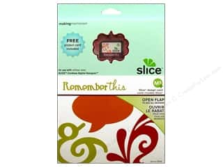 Slice Design Card Making Memories MS+ Remember This