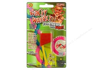 Pepperell Wacky Whirly Straw Kit
