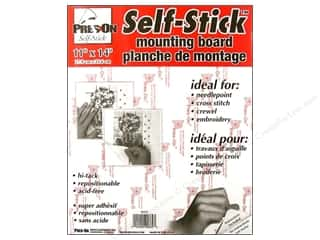 yarn & needlework: Pres-On Mounting Board 11 x 14 in.