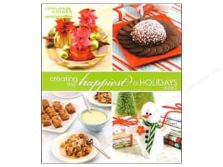 books & patterns: Leisure Arts Creating The Happiest Of Holidays Book 2
