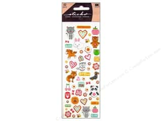 scrapbooking & paper crafts: EK Sticko Stickers Puffy Lucy Love