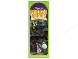 Projects & Kits: FloraCraft Styrofoam Kit Project Bricks Halloween 280 pc.