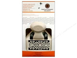 Martha Stewart Deep Edge Trimmer Punch Spiderweb
