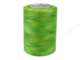 mettler mercerized cotton thread: Coats & Clark Star Variegated Mercerized Cotton Quilting Thread 1200 yd. #831 Spring Meadow