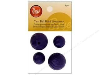 Boye Point Protector Yarn Ball 4 pc.