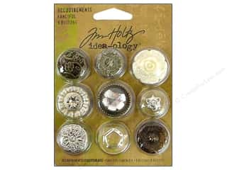 novelties: Tim Holtz Idea-ology Accoutrements - Fanciful