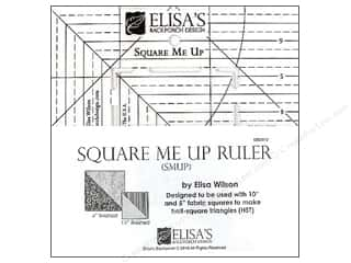 quilt rectangular square ruler: Elisa's Backporch Ruler Square Me Up