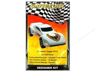 PineCar Kits Designer Screamin Eagle