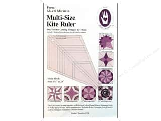 ruler: Marti Michell Multi-Size Kite Ruler