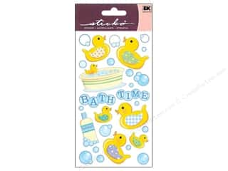 Sticko Vellum Stickers - Bath Time