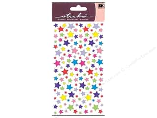 Sticko Stickers - Shimmery Stars
